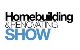homebuilding & renovating show logo