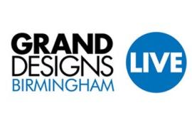 grand designs birmingham logo