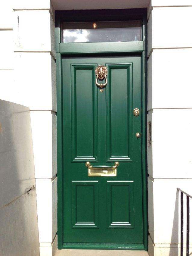 Steel Security Doors - Security Door and Window Specialists