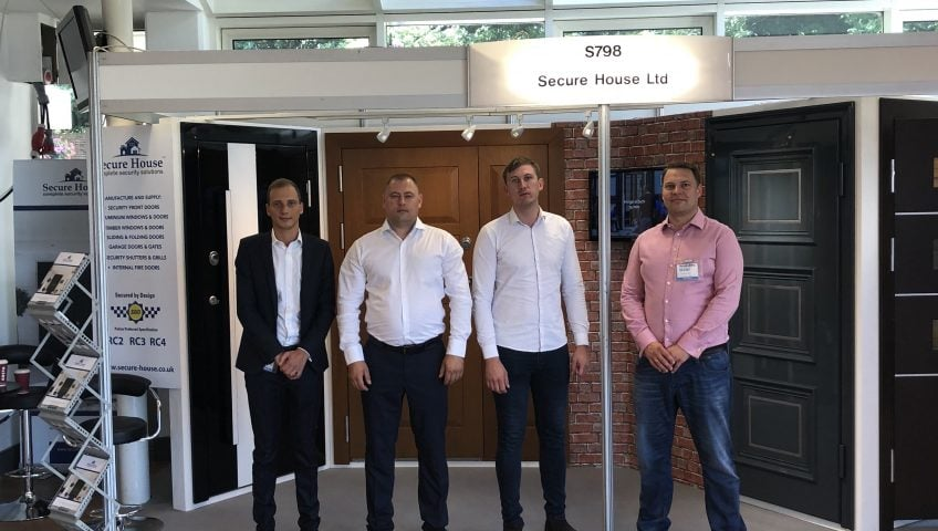 Secure House at the Homebuilding and Renovating Show 2018