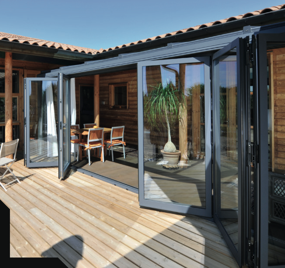 Eliminate noise with our sleek, slim frame aluminium windows