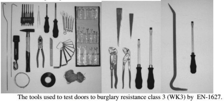 sec2 - Bullet proof doors