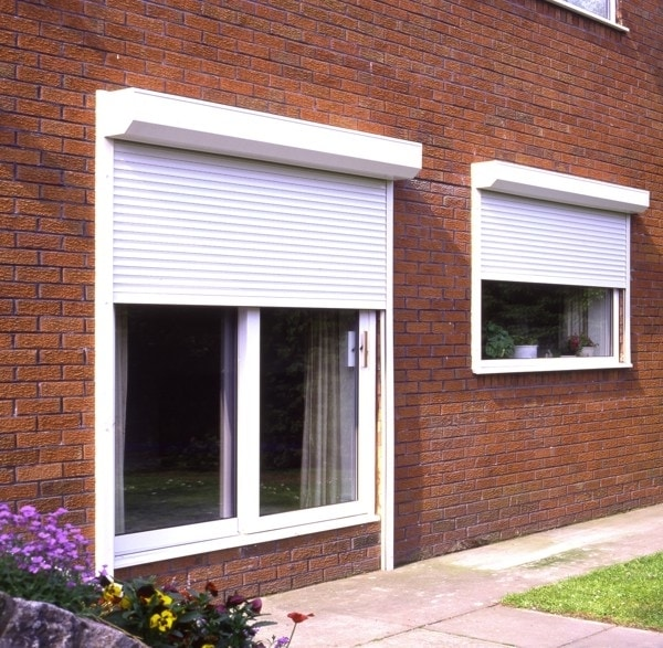 residential security shutters london