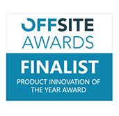 offsite awards finalist logo
