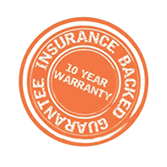 guarantee insurance backed logo
