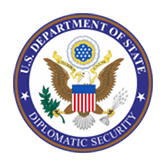 USA ciplomatic security logo