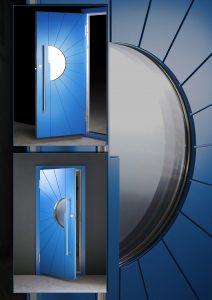 32 212x300 - On-trend door colours