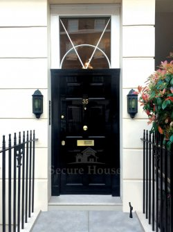 what doors are the best for security?