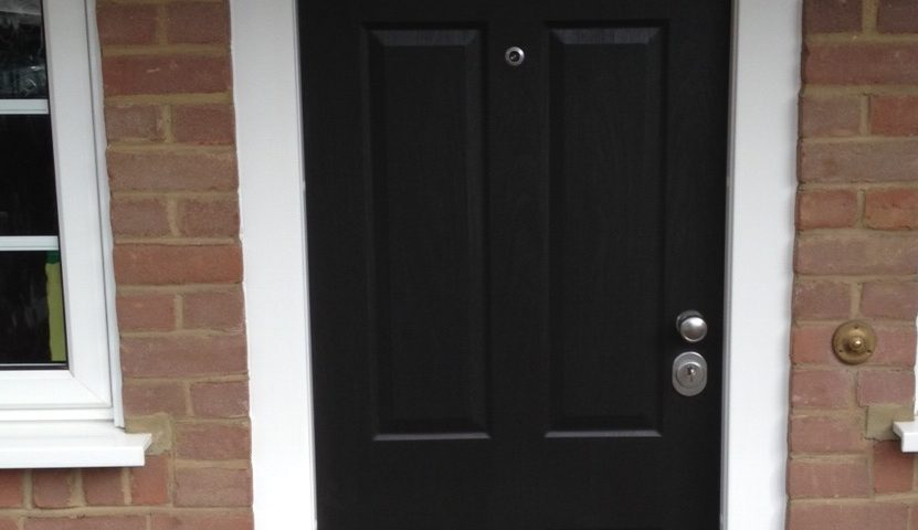 Stock door items available now from Secure House