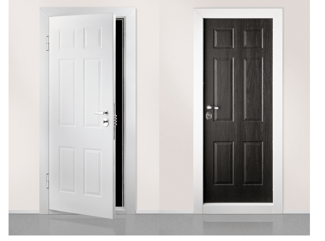 Stock item security doors now available from Secure House