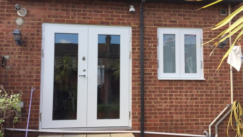 The very best side doors and back doors from Secure House