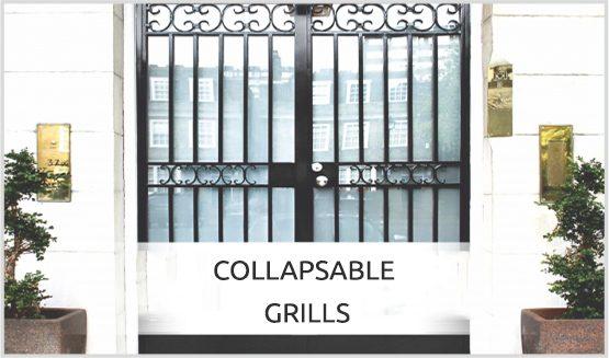 grills 1 555x327 - GATES, GRILLES & SHUTTERS