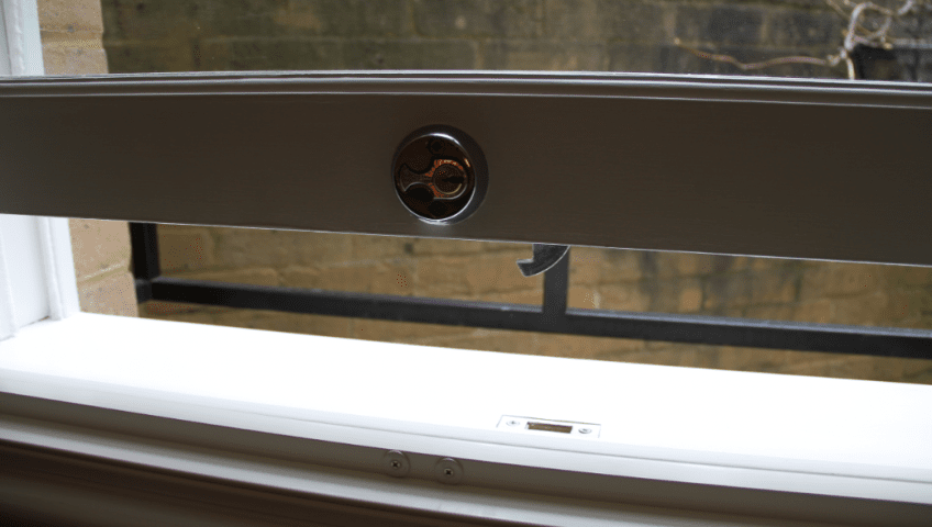 secure house security window design