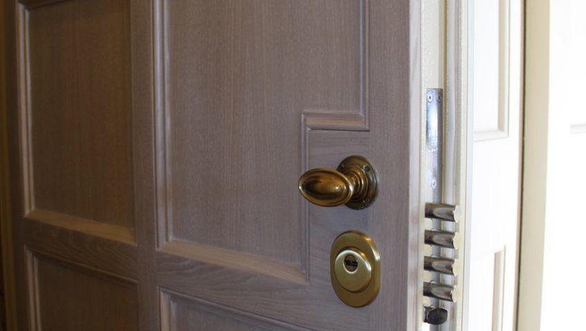 Secure House Door Designs
