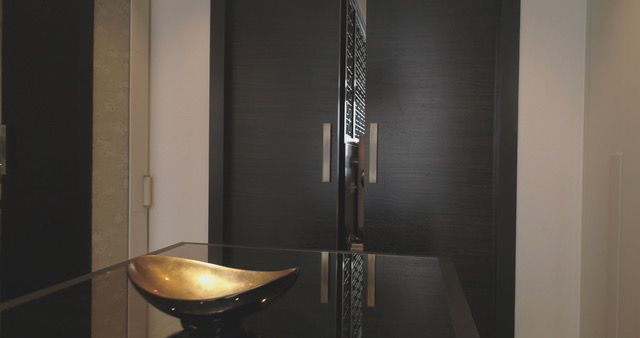 Penthouse doors upgraded by Secure House