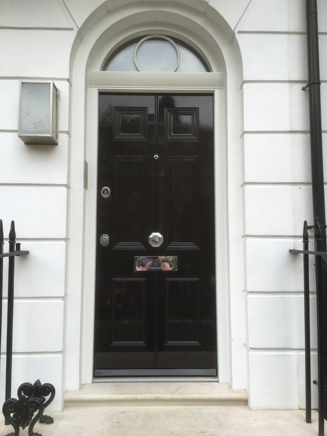 Secure House is the number one replica door company in London
