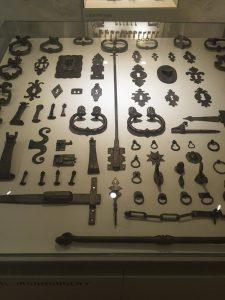old fashioned door keys