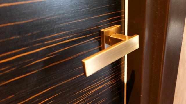 Penthouse doors upgrade