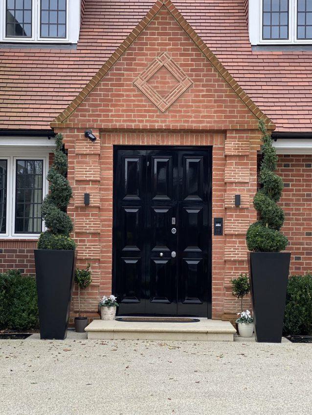 Security front door