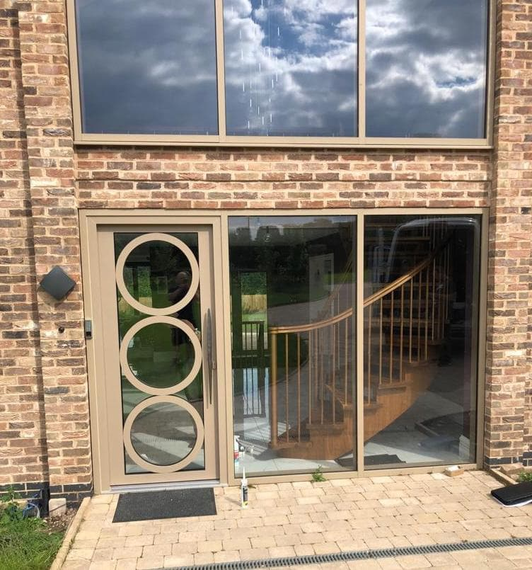 A bespoke, one of a kind door – you too can create your dream door!